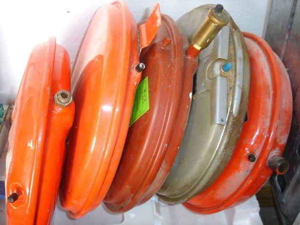 Naczynie przeponowe wzbiorcze do pieców gazowych