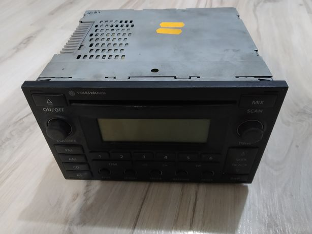 Radio VW CD Delta