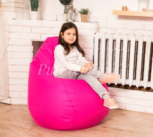 Кресло-мешок, пуф. Бескаркасная мебель. Лучшая цена