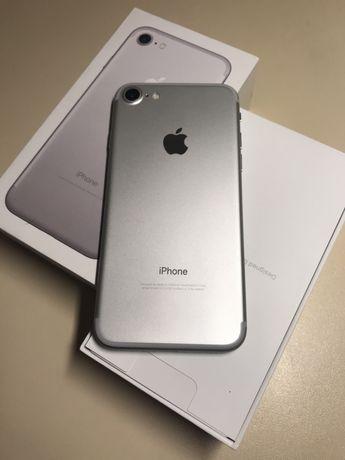 Продам айфон Iphone 7 128gb neverlock идеален, еще на гарантии