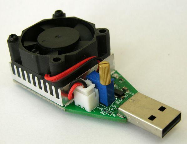 Переменная электронная нагрузка для USB тестера