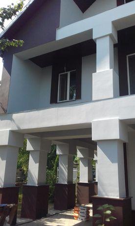Утепление Фасадов квартир и домов.высотные работы любой сложности