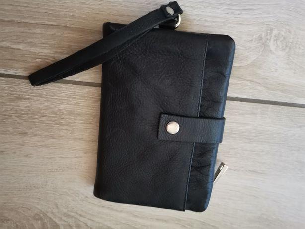 Кошелёк кожаный портмане