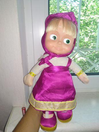 Большая говорящая кукла Маша из Маша и медведь