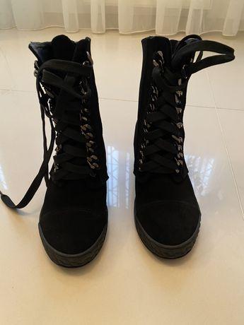 Sneakersy casadei 39