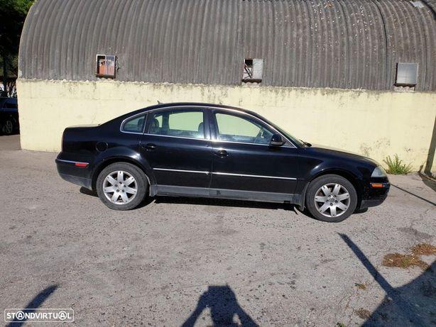 VW Passat 1.9 TDI HILINE  caixa automática 130 CV