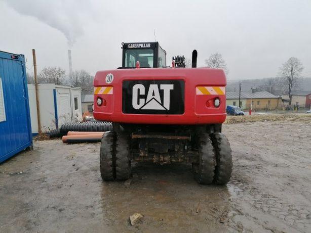 koparka kołowa CAT M316D