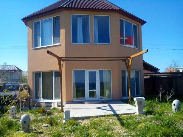 Дом для 10 человек 70 метров до пляжа в Санжейке