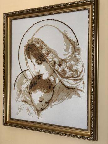 Ікона «Марія з немовлям»