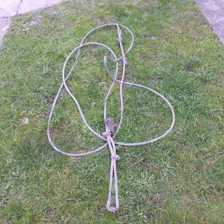 Sprzedam linę stalową.