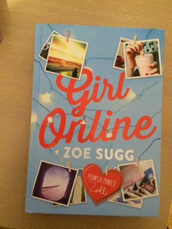 NOWA książka Girl Online Zoe Sugg