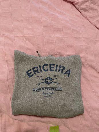 Sweater cinzenta da Ericeira