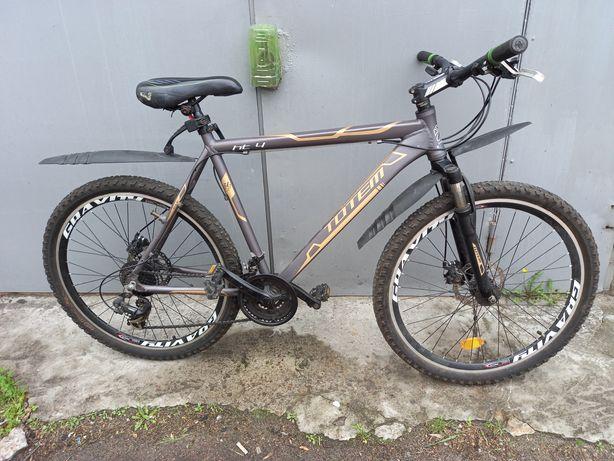 Велосипед городской с рамой R26  totem