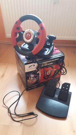 Kierownica rajdowa Apollo RW-2009 PC/PS2