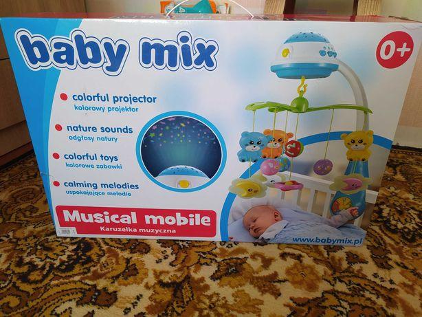 Продається дитячий мобіль в ідеальному стані
