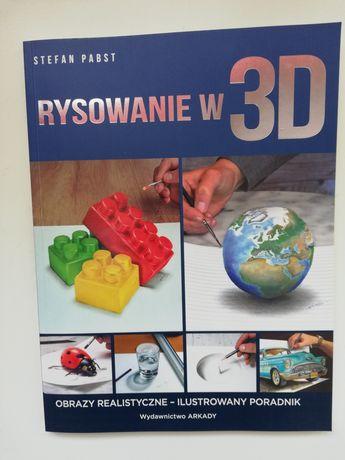 Książka rysowanie w 3D