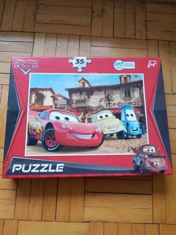 Puzzle dla chłopca 35 elementów