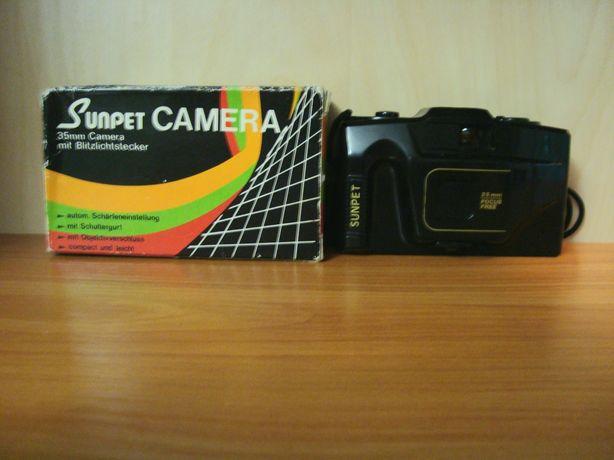 Sunpet camera 35mm  Camera min Blitzlichtsrecker