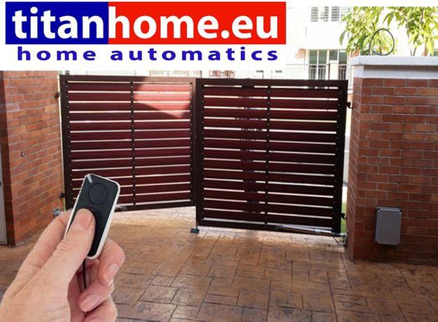 Titan Home Automatyka do bram Napęd bramy POROMOCJA