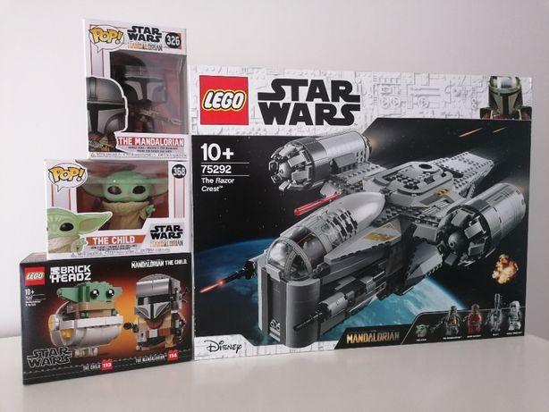 Star Wars - Lego & Funko Pop - PACKS
