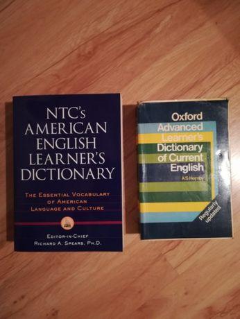 sprzedam używane (w b.dobrym stanie) słowniki angielskie