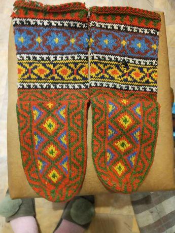 Новые носки шерсть 100%