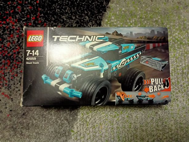 Lego Technic samochód