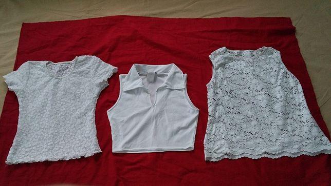 Блузка школьная для девочки подростка--Lingerie.10/12-140/146/152