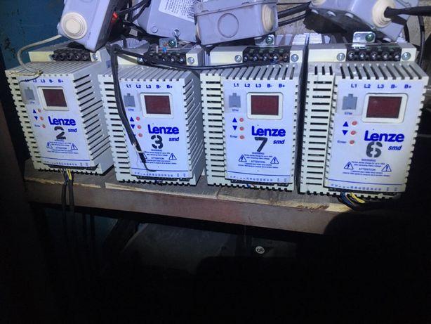 Частотники Lenze 400/480v 3 kw