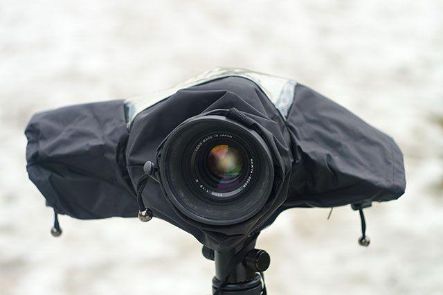Водонепроникний чохол для зеркального фотоапарату