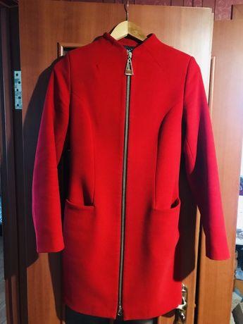 Пальто кашемір на підкладці 44 розмір.