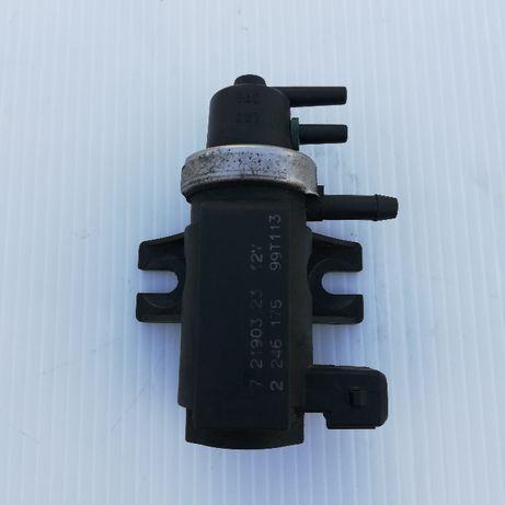 Bmw E39 - Czujnik podciśnienia zawór
