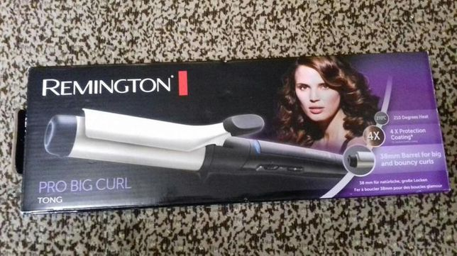 Щипцы электрические для завивки волос remington