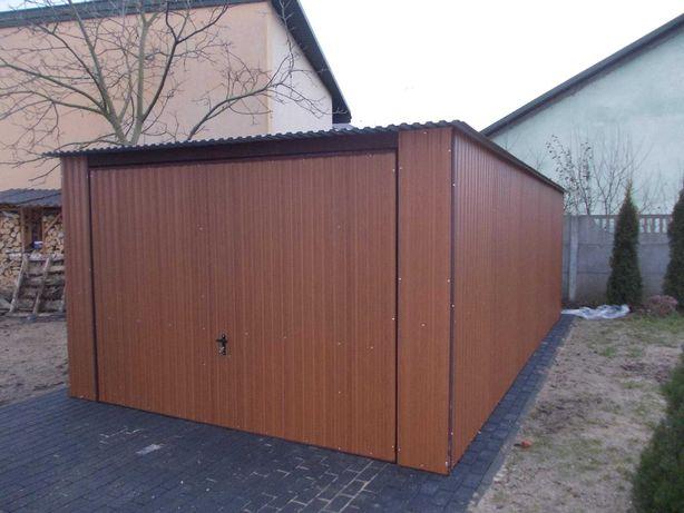 garaż blaszany 3x5 kolor garaze blaszane 4x5 5x5 garaże blaszaki