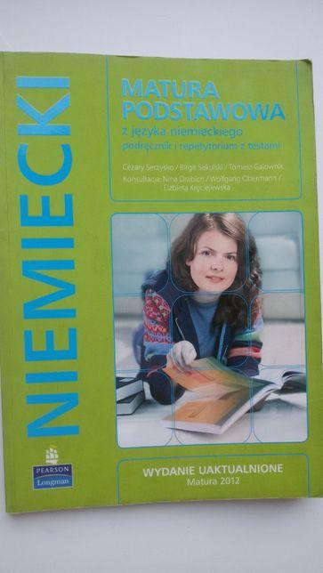 Niemiecki matura podstawowa - podręcznik i repetytorium wyd. Pearson