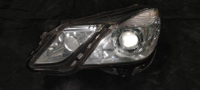 A2.1.2.8.2.0.1.9.5.9 - Óptica / Farol Mercedes Classe E (W212) Bixénon