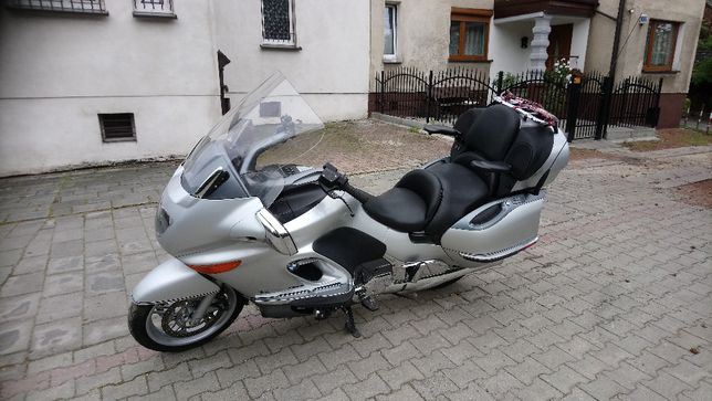 Motocykl BMW K 1200lt.