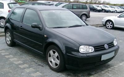 Продам Volkswagen golf4 1.8 автомат.