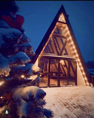 """Будинок з дерева """" Ватра"""",каркасні будинки!!!"""