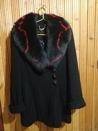 Женское пальто кашемир Италия 36-38 размер