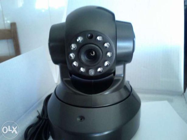 Câmara vigilancia segurança ip HD alta definição com SD CARD