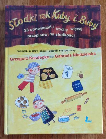 """G. Kasdepke, G. Niedzielska """"Słodki rok Kuby i Buby"""""""