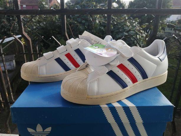 Adidas superstar FA SS CF velcro colar adulto 44