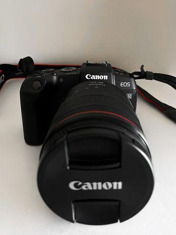 Canon RP + RF 24-105 mm USM + Adaptador RF