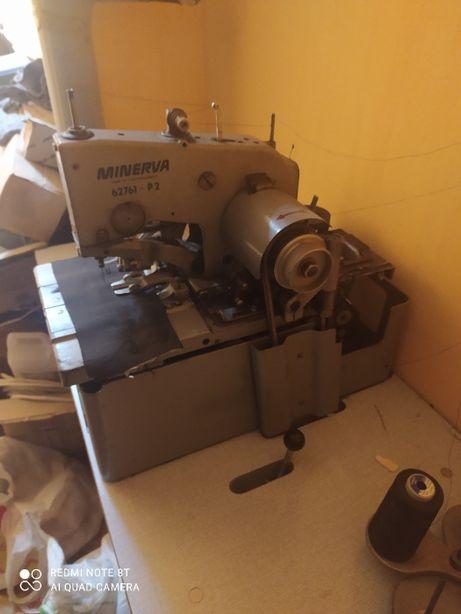 петельная швейная машина