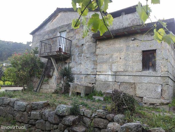 """""""Quinta da Aldeia"""" com vinha, terreno para projeto e moradia em Loiv"""