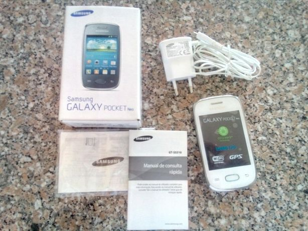 Telemovel Samsung Pocket Neo