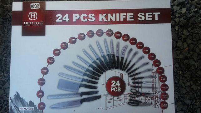 Набір ножів, ножі для кухні, ножі для стейків