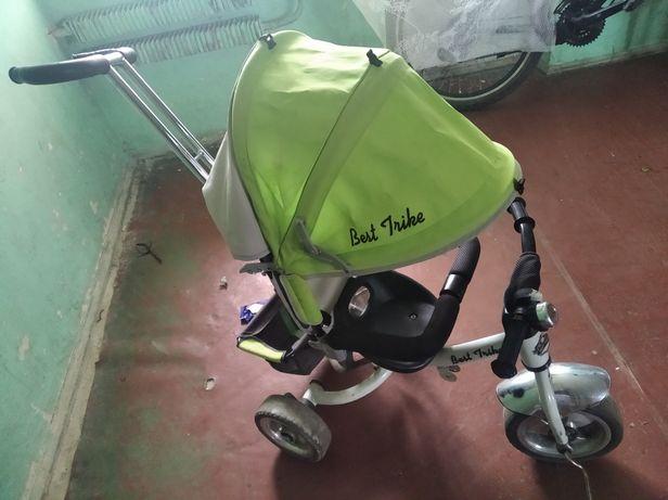 Продам дитячий велосипед 3х колісний