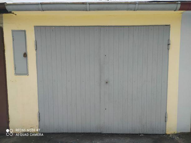 Murowany garaż na wynajem ok. ul. Ligocka/Załęska/Stroma, Katowice